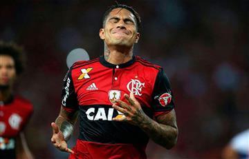Paolo Guerrero: Flamengo sorprende al 'Depredador' con esta mala noticia