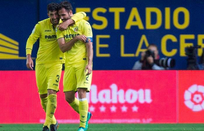 c4602ad2e9f3c El Villarreal se mete en la Liga Europa ante un Valencia de  Champions