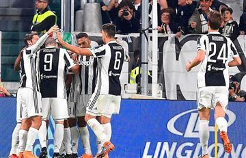 Juventus derrotó al Bolonia por 3-1 y acaricia el Scudetto