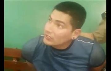 El ex seleccionado Diego Mayora, fue detenido por manejar en estado de ebriedad