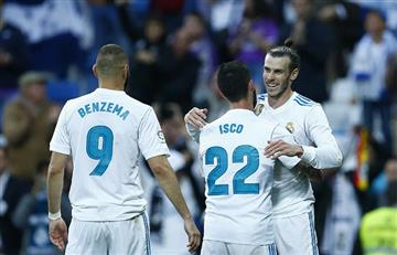 Real Madrid: doblete de Bale y paseo de los blancos en casa