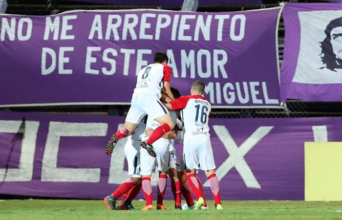 Cerro Porteño clasificó a la siguiente etapa de la Copa Libertadores