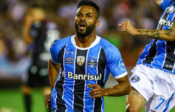 Gremio venció a Monagas de visita en la Copa Libertadores