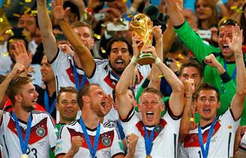 Estos son los escogidos por Jochim Löw para afrontar el Mundial Rusia 2018