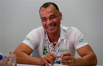"""Cafú cree que la selección brasileña ya superó el """"accidente"""" del 1-7"""