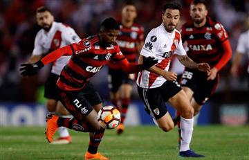 River Plate y Flamengo de Miguel Trauco se repartieron puntos en la Libertadores