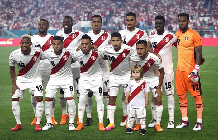 Selección Peruana (Foto: Facebook Selección Peruana)