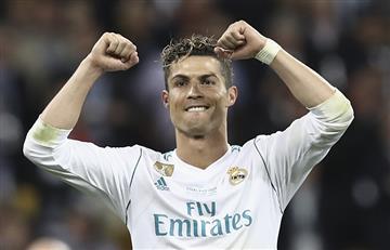 Cristiano Ronaldo logró su sétimo título de máximo goleador