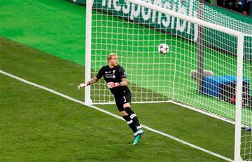 Real Madrid vs Liverpool: El blooper de Loris Karius que terminó en gol de Gareth Bale