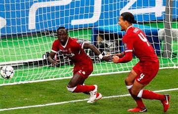Real Madrid vs Liverpool: Mira el gol de Sadio Mané que empató el partido