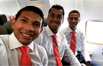Perú en el Mundial: Las primeras fotos de la Selección en Rusia
