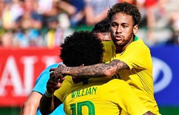 Rusia 2018: Brasil ganó cómodamente ante Austria y quedó listo para su debut mundialista