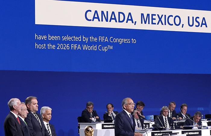 Mundial 2026: 4 razones para el triunfo de candidatura de Estados Unidos, México y Canadá