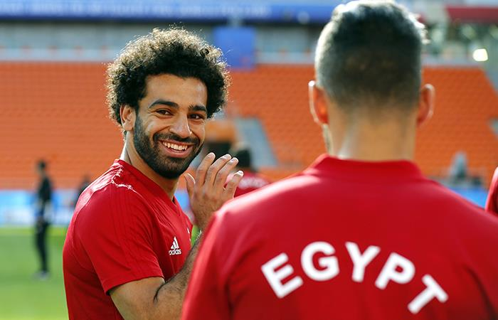 Rusia 2018: DT de Egipto confirmó a Mohamed Salah para el duelo frente a Uruguay