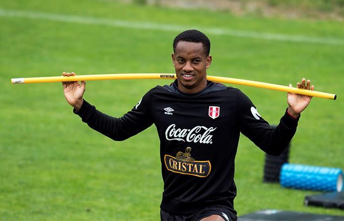 Selección Peruana: André Carrillo reafirmó el objetivo de Perú en Rusia 2018