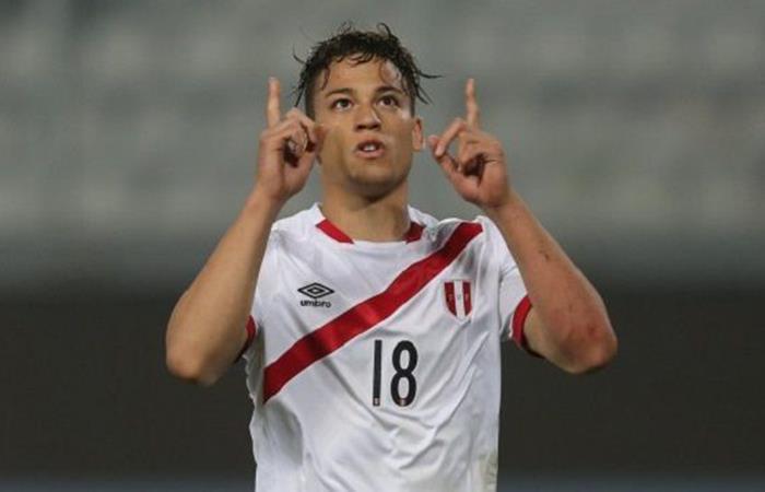 """Selección Peruana: Cristian Benavente envió su apoyo a la """"Blanquirroja"""""""