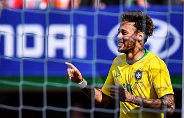 "Neymar: ""Messi y Cristiano son de otro planeta"""