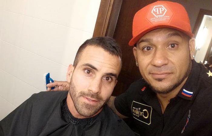 ¿Quién es el barbero de la selección peruana en el Mundial?