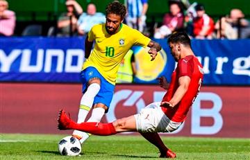 Brasil vs Suiza EN VIVO ONLINE por el grupo E del Mundial Rusia 2018