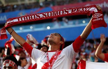 Perú vs Dinamarca: mira las mejores postales de los hinchas en el Mordovia Arena