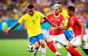 Brasil vs Suiza: Revive las mejores jugadas de este encuentro