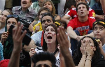 México vs. Alemania: Reacciones de hinchas alemanes tras derrota en Rusia 2018