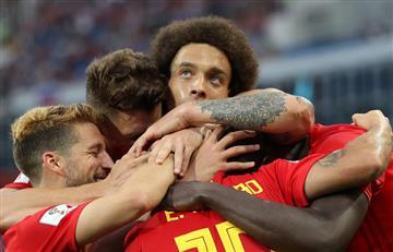 Bélgica goleó a Panamá y se afianza como candidata en Rusia 2018
