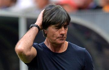 Prensa alemana criticó a su selección por derrota ante México