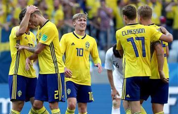 Rusia 2018: así culminó la tabla de posiciones del Grupo F culminada la primera fecha