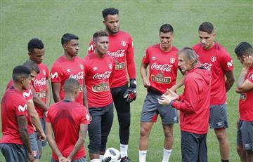Selección Peruana recibió charla motivacional previo al encuentro con Francia