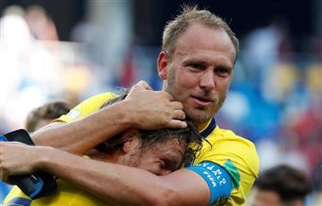 Suecia venció a Corea del Sur y es líder del Grupo F junto a México