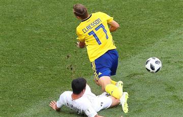 Suecia vs Corea del Sur: revive las mejores jugadas de este encuentro