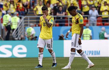 Colombia vs Japón: revive las mejores jugadas del partido