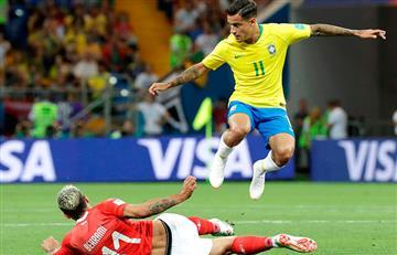 Coutinho pide a Brasil