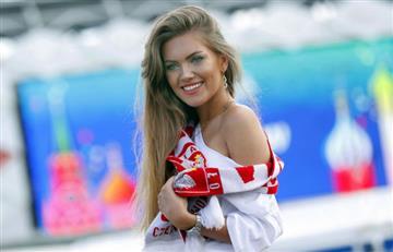 Fotos de las chicas más bellas en lo que va del Mundial de Rusia