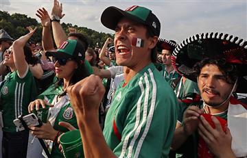 La foto Viral de apoyo de México a Perú en el Mundial Rusia 2018