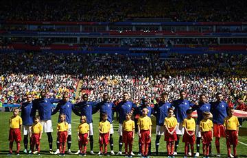 Perú vs Francia: así formarán los 'galos' este jueves