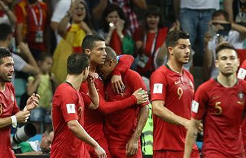 Portugal vs Marruecos EN VIVO ONLINE por el Grupo B del Mundial de Rusia 2018