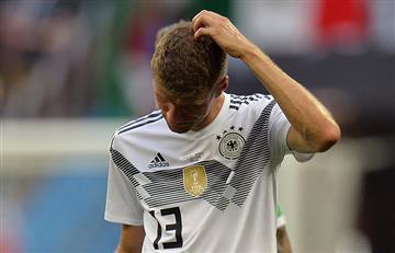 Rusia 2018: Alemania y la 'maldición' del campeón del mundo