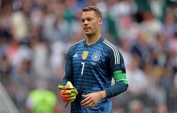 Rusia 2018: Manuel Neuer indicó la molestia del equipo tras perder ante México
