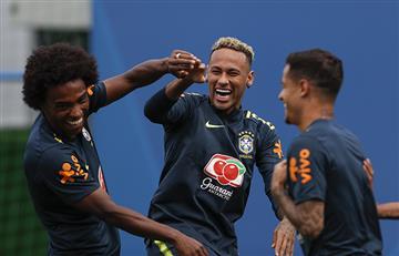 Rusia 2018: Philippe Coutinho minimizó la lesión de Neymar