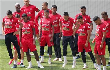 Selección Peruana: las mejores postales del entrenamiento antes de partir a Ekaterimburgo