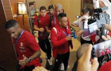 Selección Peruana partió a Ekaterimburgo para enfrentar a Francia