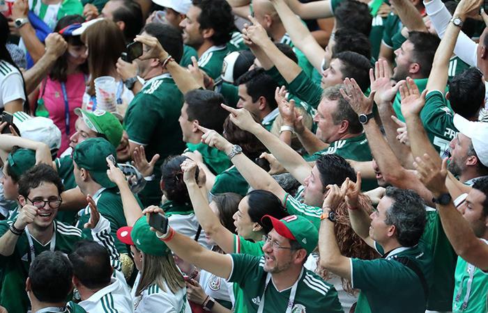 FIFA aplicó duro castigo a México en el Mundial Rusia 2018