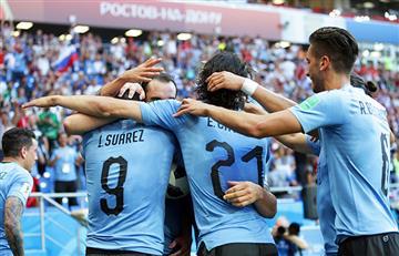 Mundial Rusia 2018: tabla de posiciones del Grupo A tras triunfo de Uruguay