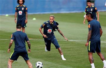 Neymar espera una mejora de Brasil cuando enfrente a Costa Rica por el Mundial Rusia 2018