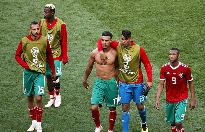 Rusia 2018: los primeros eliminados del torneo