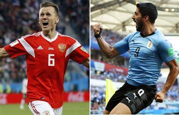 Rusia 2018: Rusia y Uruguay son los primeros clasificados a octavos de final