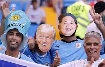 Uruguay vs Arabia Saudita: así se vivió la fiesta mundialista desde las tribunas
