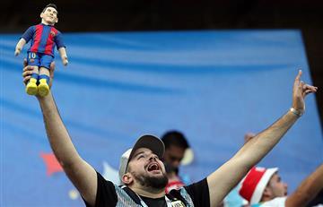 Argentina vs Croacia: Así se vivió el partido desde las tribunas
